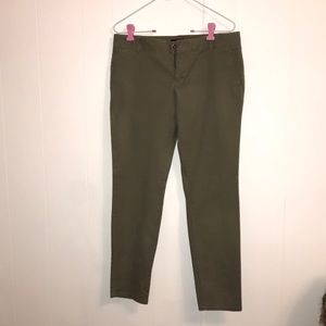 The limited green trousers